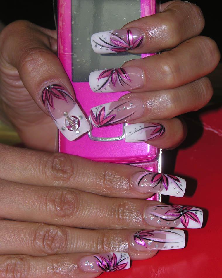 Дизайн и наращивание ногтей рисунки на ногтях 146