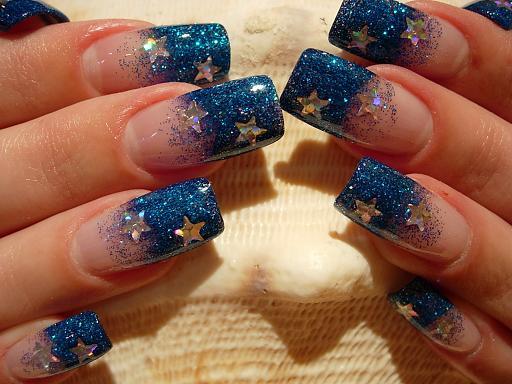 Фото дизайн ногтей новогодние