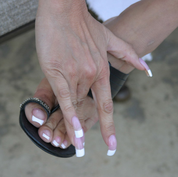 Дизайн ногтей бирюзовый цвет