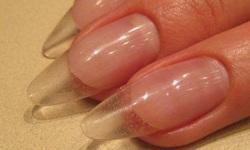 Как сделать акриловые ногти фото 325
